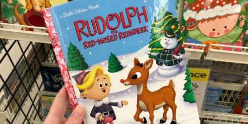Amazon: 50% Off Kids Christmas Books + FREE Shipping