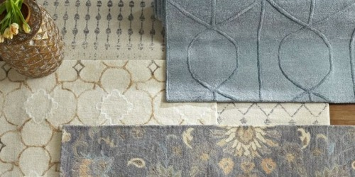 Up to 70% Off Area Rugs