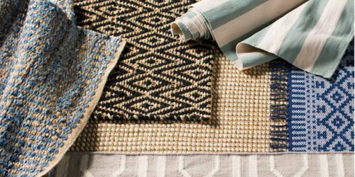 Area Rugs ONLY $39.99 (Regularly $100+) & More