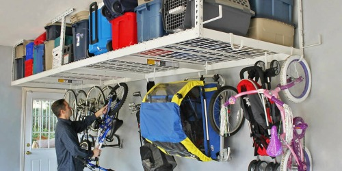 NINE Tips To Get Your Garage Organized