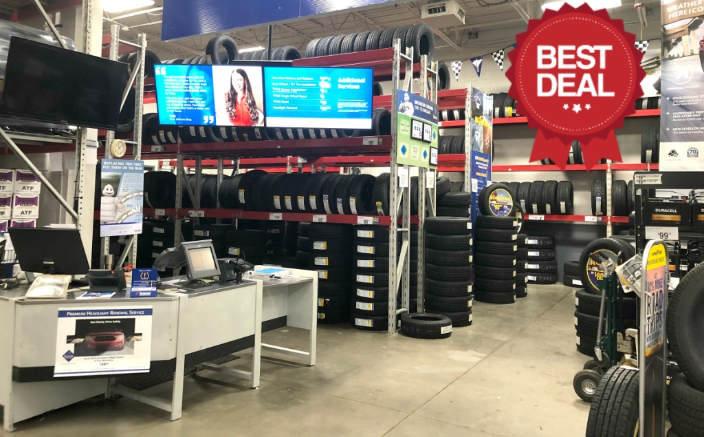 Sam's Club Tire Center