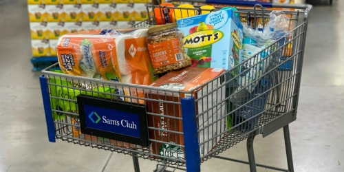 Sam's Club Encouraging Limit of 2 People Per Membership Card Inside Stores