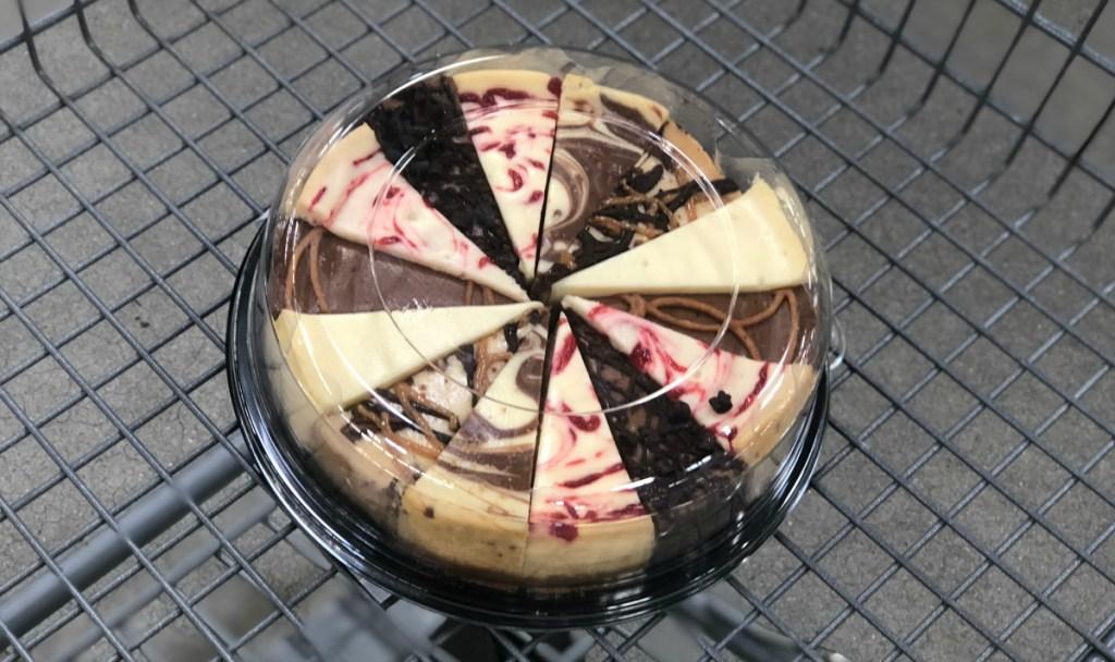 Sam's Club cheesecake