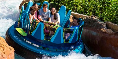 Sea World Orlando Fun Card Only $79.99 for Florida Residents (Unlimited Visits Through 2019)