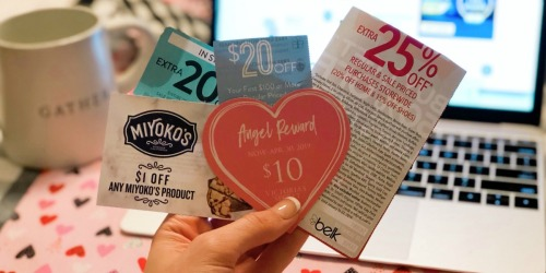 Share, Request, & Trade YOUR Gift Cards, Coupons, & Promo Codes (1/24/19)