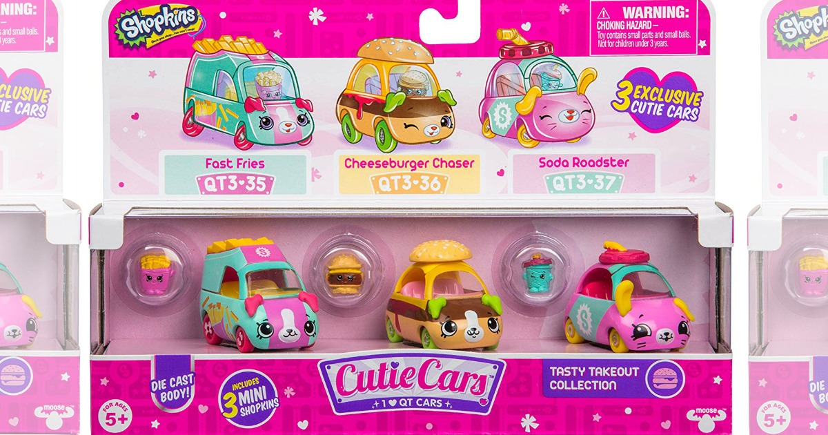 shopkins season 3 tasty takeout pack only 5 18 ships w 25 amazon order hip2save shopkins season 3 tasty takeout pack