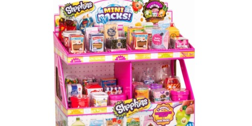 Shopkins Mini Packs Blind Box Only $1.49 (Regularly $3) – Great for Easter Baskets
