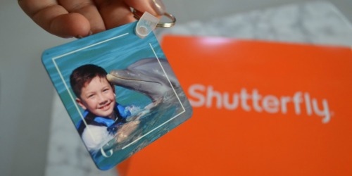 10 Shutterfly Thank You Cards Just $1 Shipped + Free Personalized Key Ring, Note Cards & More (Just Pay Shipping)