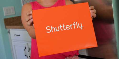 Personalized 8″ x 8″ Hard Cover Shutterfly Photo Book Only $7.99 Shipped
