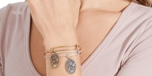 Alex and Ani Silver Mom Bangle Bracelet Only $8.40 Shipped (Regularly $28)