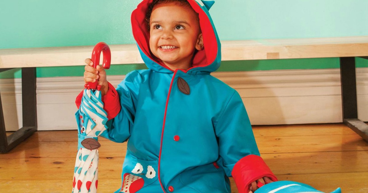 As Just One Idea Score This Fun Skip Hop Zoobrella Little Kid Owl Umbrella For 10 99 Shipped Features Otis The And Has A