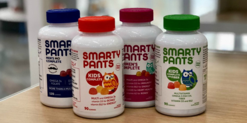 Over 45% Off SmartPants Vitamins + Free Shipping at Amazon