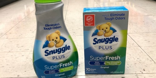 New All Laundry Detergent & Snuggle Fabric Softener Coupons