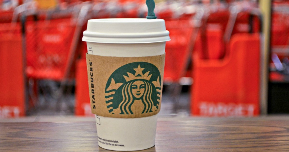 20% Off Starbucks Espresso Beverages at Target Cafe
