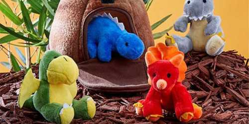 Plush Friend Sets Only $11.99 on Zulily