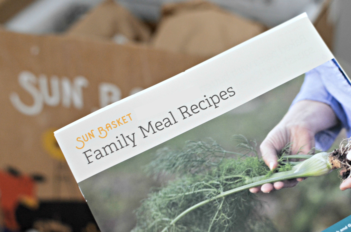 Sun Basket Family Meal Recipes