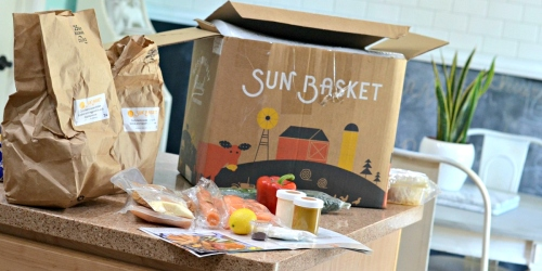 $80 Off Sun Basket ORGANIC Meal Kits + Free Delivery