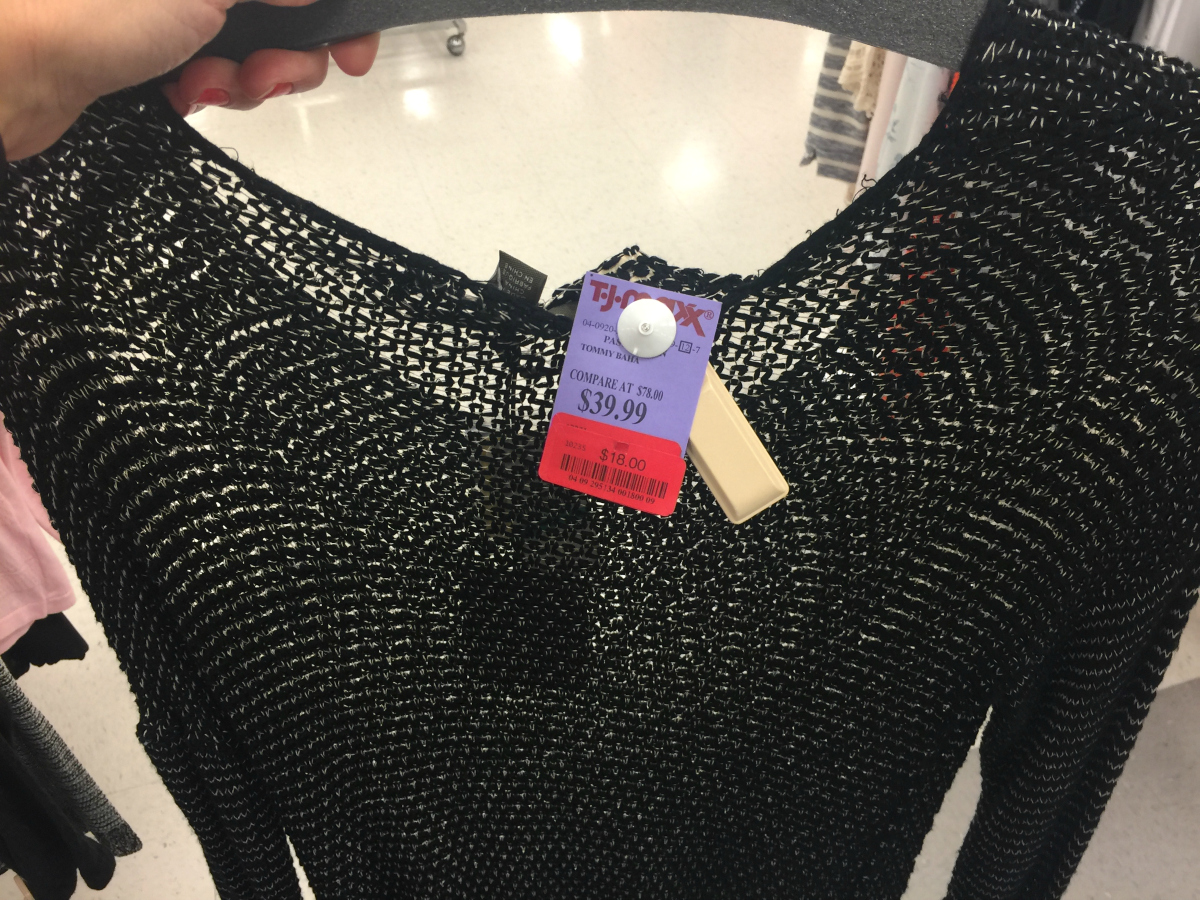 T.J. Maxx Runway Collection
