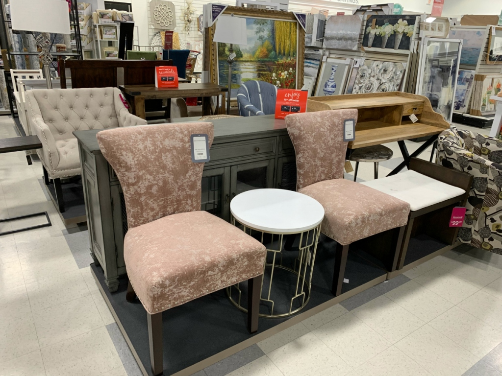 TJ Maxx furniture