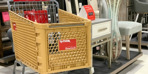Our Best Shopping Tips to Save BIG at T.J.Maxx & HomeGoods