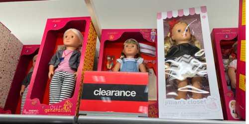 TJMaxx Clearance Finds: Jillian's Closet, Our Generation, Melissa & Doug, Baby Alive Dolls & More