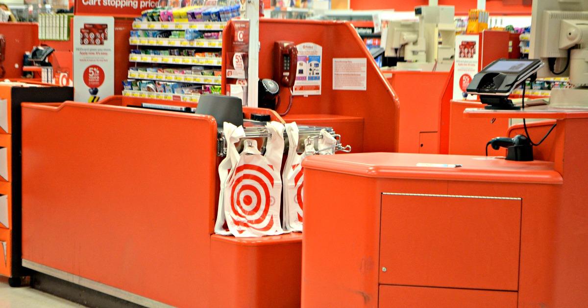 Target Cash Register