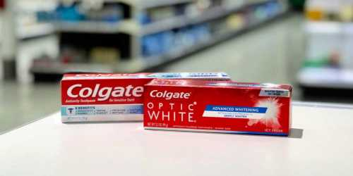 High Value $5/3 Colgate Toothpaste & Mouthwash Coupon = Only 66¢ Each After Target Gift Card