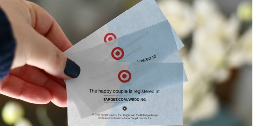 10 Reasons Why We Love the Target Wedding Registry