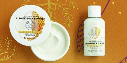 Amazon: The Body Shop Almond Milk & Honey Gift Set Only $5.28 Shipped (Regularly $9)