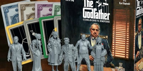 The Godfather: Corleone's Empire Board Game Only $23.98 Shipped at Amazon (Regularly $40)