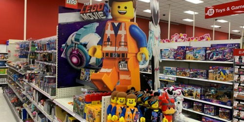 FREE The LEGO Movie 2 Event at Target (February 16th)