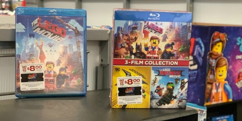 Best Buy: Get $8 in Movie Money to See The LEGO Movie 2 w/ Blu-ray Purchase