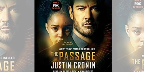 Free Audiobook of The Passage by Justin Cronin (New & Existing Audible Members)