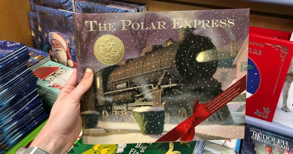 Polar Express book