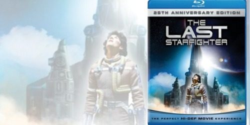 Amazon: The Last Starfighter Blu-ray 25th Anniversary Edition Only $5.99 Shipped (Regularly $15)
