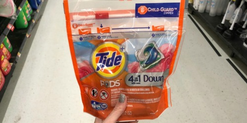 High Value $3/1 Tide PODS Coupon