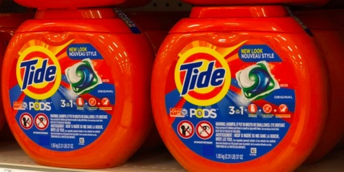 Amazon Prime Members: Tide Pods or Gain Flings 81-Count Only $13.97 Shipped