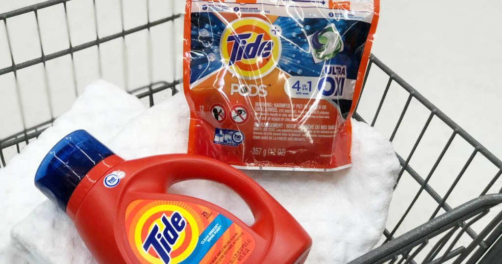 Two High Value 3 1 Tide Printable Coupons Print Now