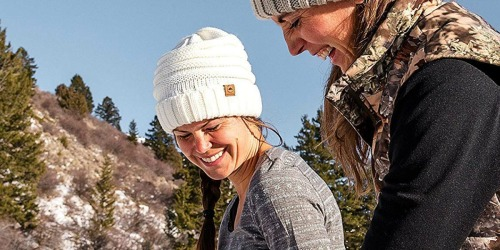 Amazon: Tough Headwear Slouchy Cable Knit Cuff Beanie Only $5.91 Shipped