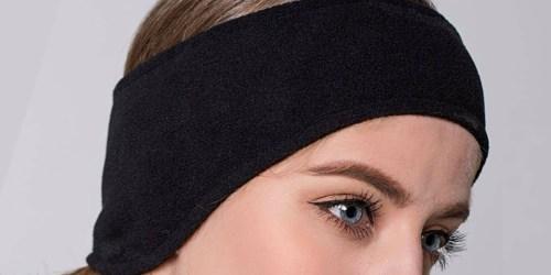Amazon: Tough Headwear Fleece Ear Warmers Headband Only $5.97 Shipped
