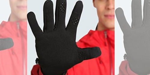 Tough Outdoors Touchscreen Gloves Only $7.17 Shipped at Amazon