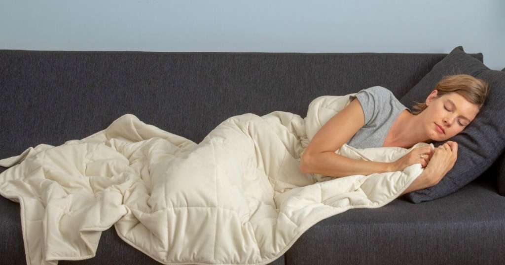 Pillowfort Weighted Blanket