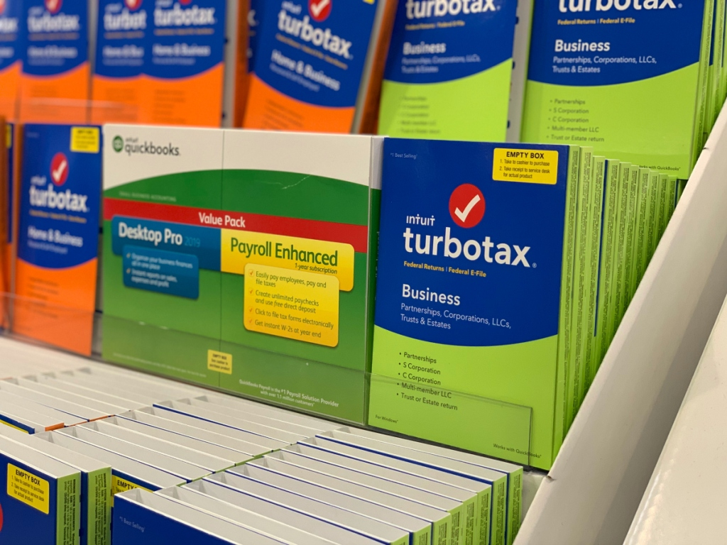 TurboTax Business at Costco