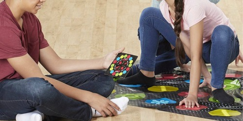 Blindfolded Twister Game Only $4.89 (Regularly $20) – Ships w/ $25 Amazon Order
