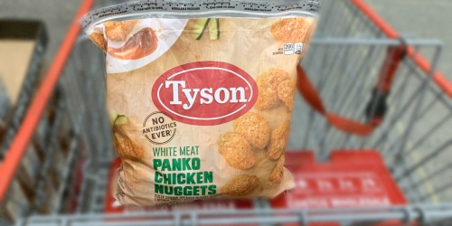 Tyson Recalls Over 36,000 Bags of Fully Cooked Panko Chicken Nuggets Due to Possible Rubber Contamination