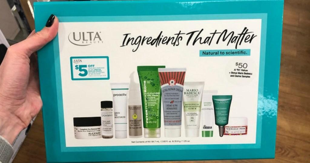 Ulta Love Your Skin Sets Only 30 90 Value Hip2save