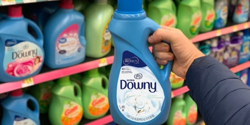 Amazon: Downy Liquid Fabric Conditioner 2-Pack Only $6.57 Shipped (Just $3.27 Each)