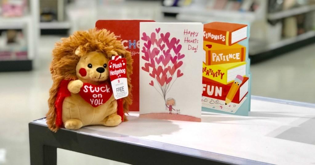 Free Plush W Purchase Of 3 Greeting Cards At Target Hip2save