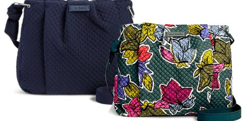 Vera Bradley Hadley Crossbody Bag Only $24.99 on Zulily (Regularly $78)