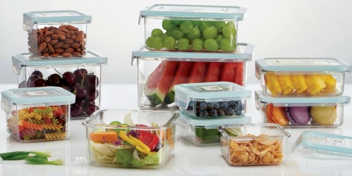 Wellslock Classic 22-Piece Food Storage Container Set Only $14.98 Shipped at Sam's Club (Regularly $30)